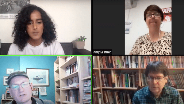 Marxism and Ecology in a time of pandemic: John Bellamy Foster, Amy Leather & Martin Empson