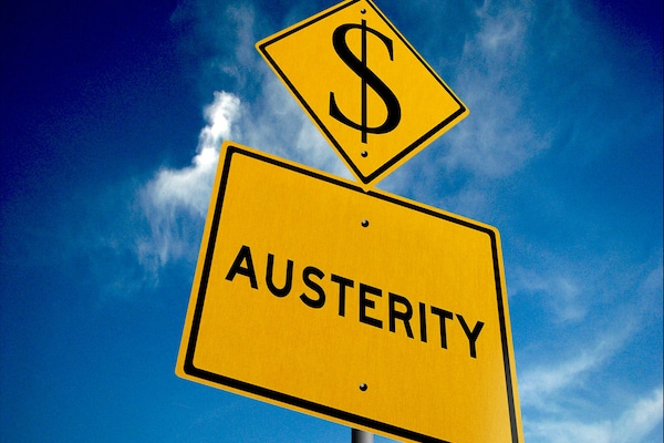 Austerity (Photo: Flickr)