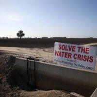 California drought (Photo: Justin Sullican Getty)
