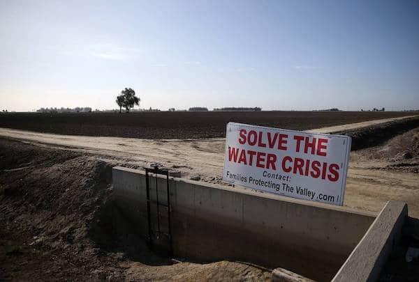 | California drought Photo Justin Sullican Getty | MR Online