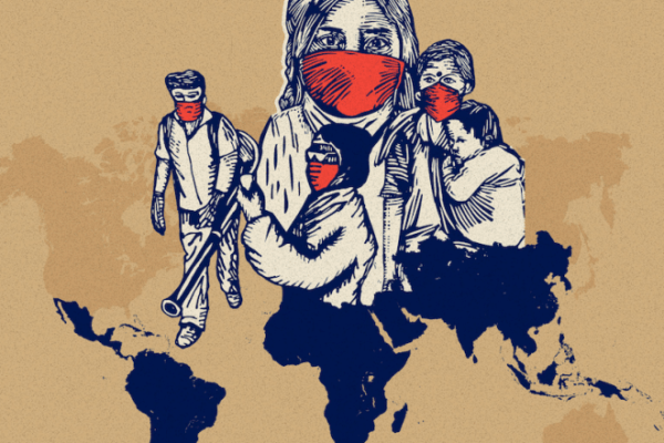 Reflections on the COVID-19 pandemic by TNI staff