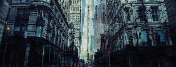 | Empty lower Manhattan | MR Online