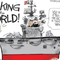 Pinterest Pat Bagley - Salt Lake Tribune - Leading From Backwards - English .