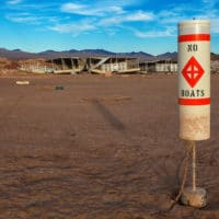 James Marvin Phelps Follow Drought Drought Echo Bay Marina Lake Mead National Recreation Area Nevada