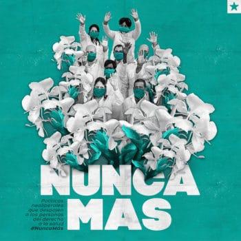 Kalia Venereo (Dominio Cuba), Nunca Más, 2020.