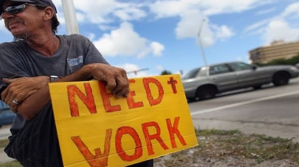 US Jobless Rate Broke Depression-Era Record—but Most Media Missed It