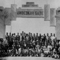 | Wikimedia Commons FileAMBEDKAR GATE during conference of Independent Labour Party | MR Online