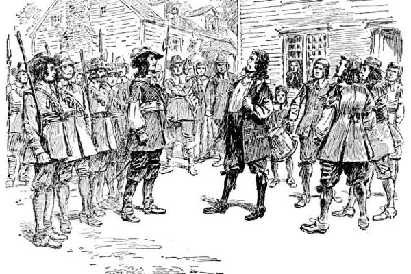 | Black and white people united during the Bacons Rebellion in 1676 Pic Morgan RileyWikimedia | MR Online