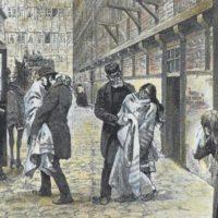 1892 Hamburg cholera epidemic