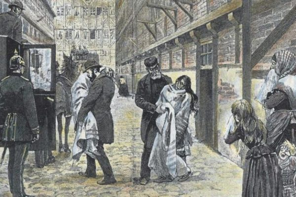 1892 Hamburg cholera epidemic
