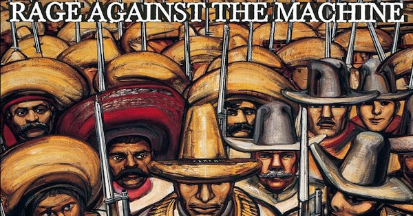 Rage Against The Machine - Battle of Mexico City
