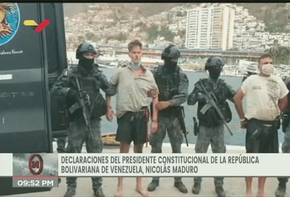 U.S. Paramilitaries