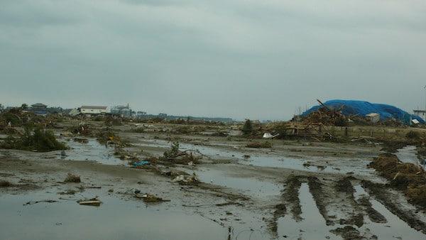 Tsunami Ruins, Japan, 2011. Photo: CC BY 2.0/Yisris.