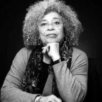 Political activist, philosopher, professor, and author Angela Davis (Courtesy)
