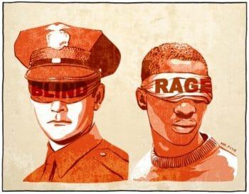Blind Rage, by Mr. Fish