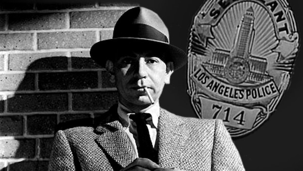 LAPD Chief William H. Parker