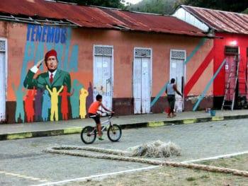 Comando Creativo. Tenemos patria [Temos Pátria]. Macuro, Sucre. 2014