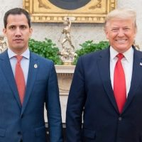 Trump used looted Venezuelan public money to build border wall with Mexico