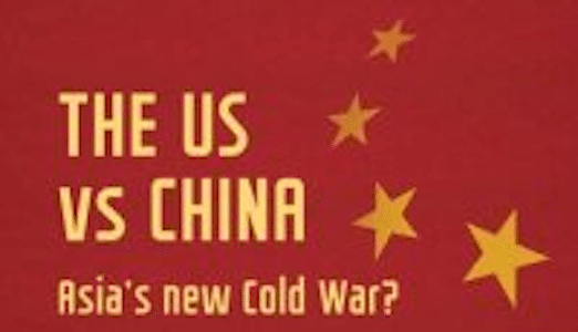 | Jude Woodward The US vs China Asias New Cold War | MR Online
