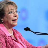 Michelle Bachelet urges countries to confront legacy of slavery and colonialism. | Photo: EFE