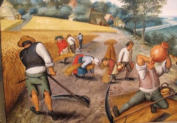 Pieter Bruegel the Elder, Estate