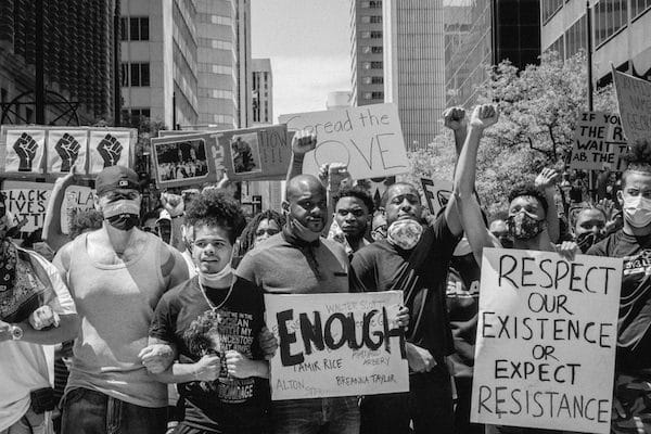 DU Clarion A moving collection of photos from the Denver BLM protests – DU ...