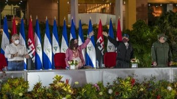 Daniel Ortega appeals for peace
