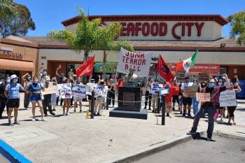 | Against USDutertes Terror Law San Diego US | MR Online