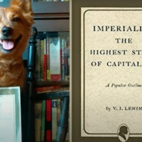Imperialism The Highest Stage of Capitalism by Vladimir Lenin - Review (ft. Peter Coffin)