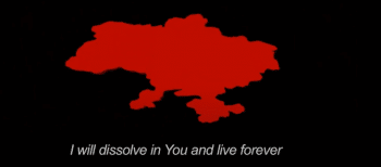 "A documentary about Slipak screened at the start of the webinar. Entitled ""Myth,"" the film featured an animation based on Slipak's last words: ""I will dissolve [into Ukraine] and live forever."""