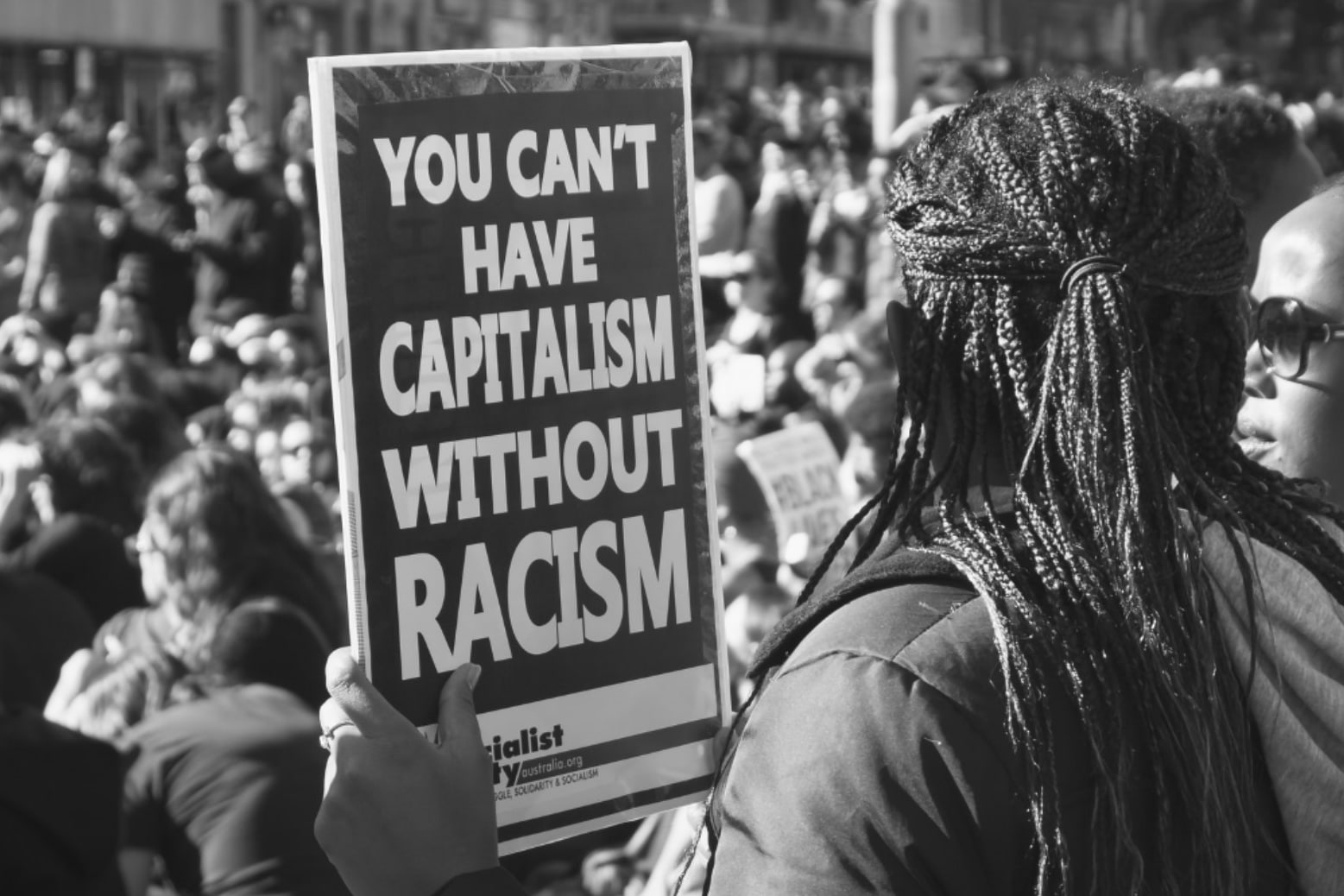 | You cant have capitalism without racism | MR Online