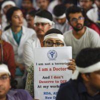Deccan Herald Doctors protest in Delhi over Kolkata hospital violence | Deccan