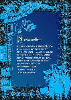 Vikas Thakur (India), Neoliberalism, 2020.