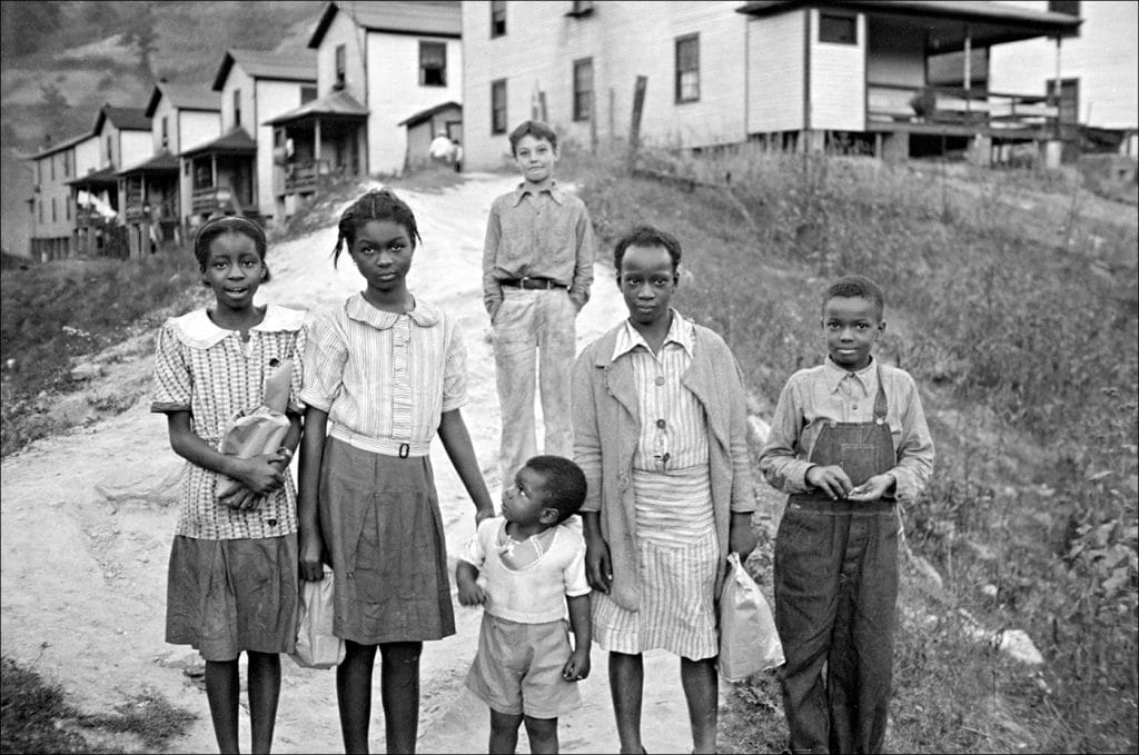 """""""Omar West Virginia. 1935."""" Photo by Ben Shahn/Farm Security Administration-Office of War Information Photograph Collection Library of Congress."""