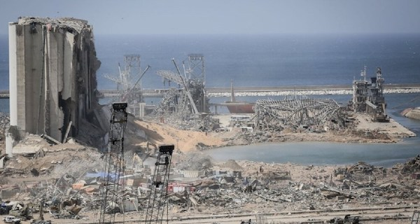 Beirut explosion Lebanon regime change U.S.