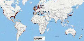 Dead Zones: Industrial agriculture versus ocean life (Ian Angus)