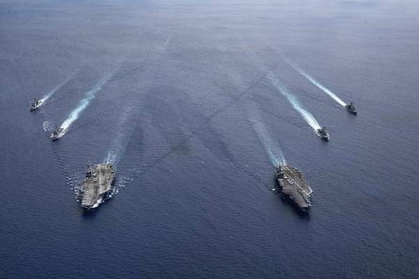 U.S. Navy (Photo: AP)