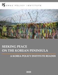 Seeking Peace on the Korean Peninsula.