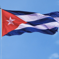 Flag Stripes Sky Cuba Star Cuban Caribbean Blue - (Photo: Max Pixel)