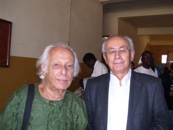 Samir Amin and Fikret Başkaya