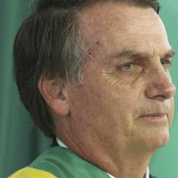 President of Brazil Jair Bolsonaro (Duma (cropped): Wikipedia File)