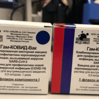 Russia has officialy started to produce the first vaccine against COVID-19. (Photo: Twitter / @mfa_russia)