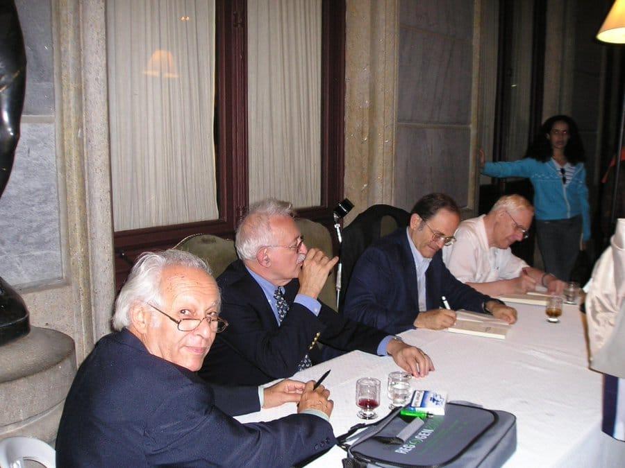 Meeting in Rio de Janeiro in 2003
