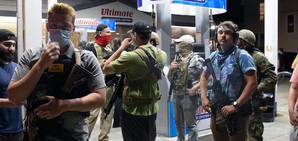 Freedom Rider: The U.S. Is a Racist Militia