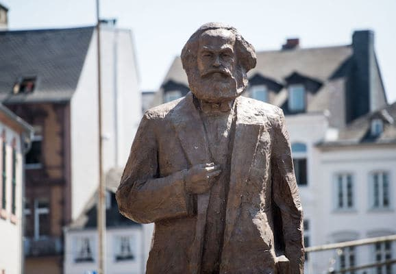 An anti-colonialist turn in Marx?: Questions for Thierry Drapeau