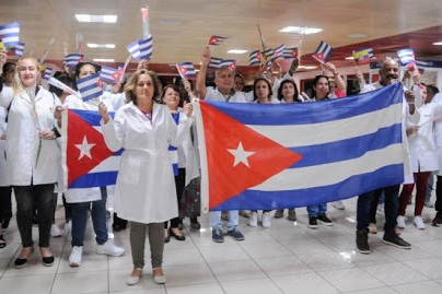 Nobel Peace Prize for Cuban doctors continues to gain supporters