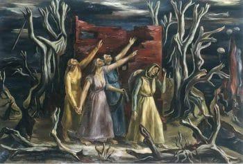 Raquel Forner (Argentina), Darkness, 1943.