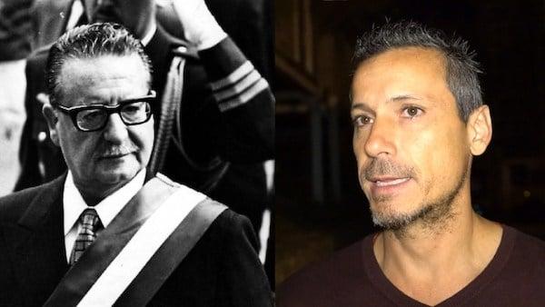 The Grayzone's Ben Norton interviewed Salvador Allende's grandson Pablo Sepúlveda Allende in Caracas, Venezuela in 2019