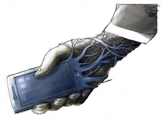 Digital destruction