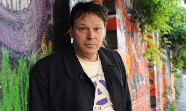 David Graeber (Photo: Pier Marco Tacca)